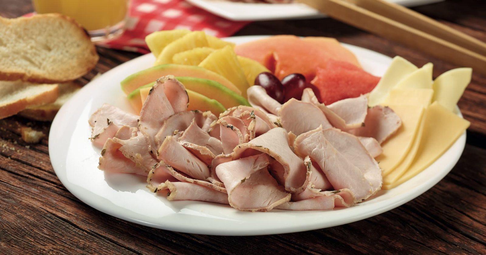 Jamón Casero de Lomo de Cerdo con Frutas