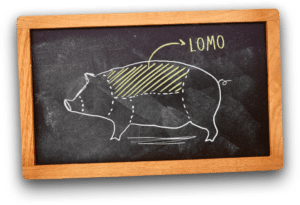 Pajaritos En Su Nido De Carne Molida De Cerdo